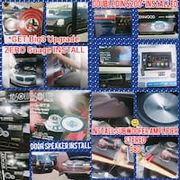 Car Audio Stereo Installation  Las Vegas
