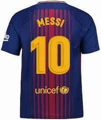 Lionell Messi 10 jersey Veigné, 37250