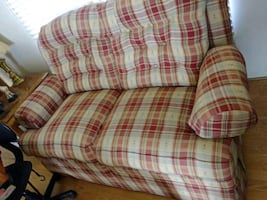 Lazy boy love seat and 1 recliners