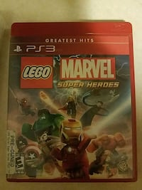 PS3: Lego Marvel Super Heros Orland Park, 60462