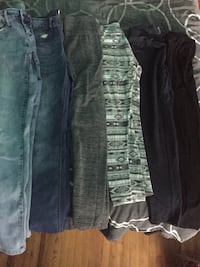 Jeans and leggings $25 for all