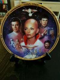 Star Trek The Motion Picture Plate