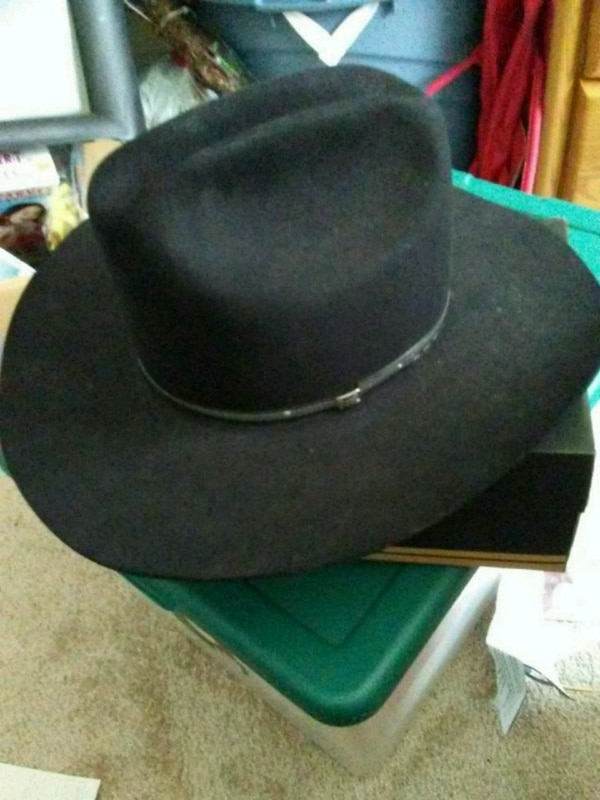 c6795b2581ee6 Used Stetson cowboy hat for sale in North Olmsted - letgo