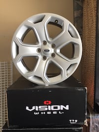 Ford Rims off 2013 Edge in great shape  Las Vegas, 89134