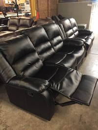 New leather reclining sofa and love seat  Lexington, 29073
