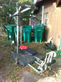 Bowflex Extreme with all attachments Melbourne, 32935