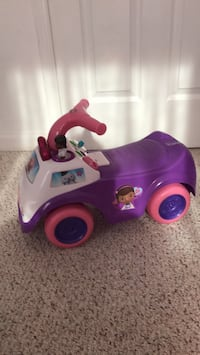 Doc McStuffins ride-on toy Baltimore, 21223