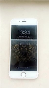 Unlocked Gold iPhone 6 Mississauga, L5B 1H9