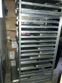 Bakery cooling racks  Arlington Heights
