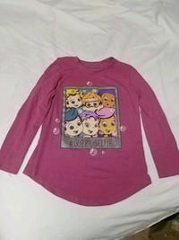 Girl's Nickelodeon Long Sleeve Shirt - 4 Barrie, L4N 5B1