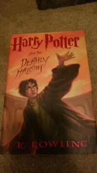 Harry Potter Clearwater, 33759