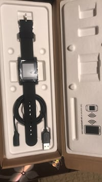 New pebble smart watch 212 mi