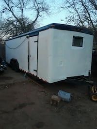20 ft enclosed trailer  Arlington, 76011