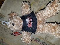 brown and black animal plush toy West Haven, 06516