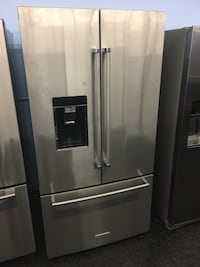 Warranty - Delivery - Fridge  549 km