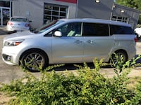 2015 KIA SEDONA SXL GUARANTEED CREDIT APPROVAL Des Moines