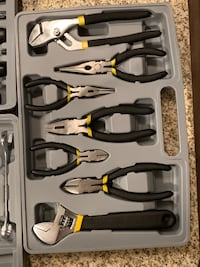 105pc new 4- drawer tool set  Sioux Falls, 57110