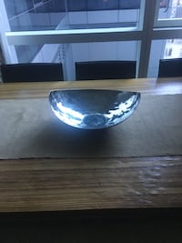 Beautiful Silver Statement bowl for home New York, 10007