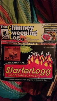 the Chimney Sweeping Log box Capitol Heights, 20743