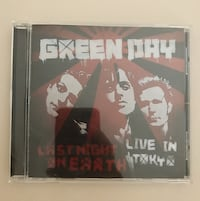 Last Night On Earth [Live in Tokyo] by Green Day Casal Palocco, 00124