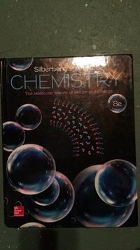 Chemistry Text book Liverpool, 13090