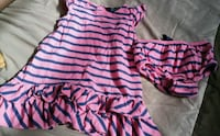 Baby girl Polo dress size 12 mos Lauderhill, 33313