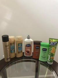 Bodywash-Lotion etc. - available - firm