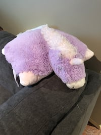 Unicorn pillow pal. From a non smoking non pet home   3128 km