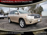 2008 Toyota Highlander Limited AWD 4dr SUV salem
