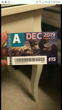 Dec Adult Bus Pass