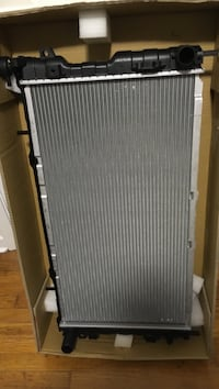 silver car radiator Halifax, B3M