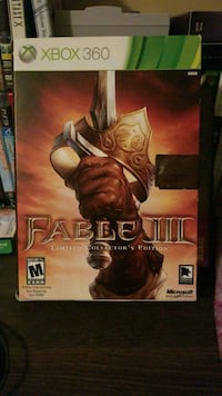 Collectors edition fable 3 without game. 397 mi