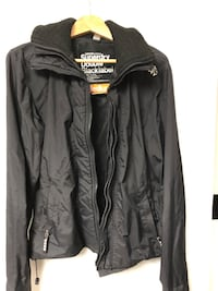 Superdry windbreaker sz M