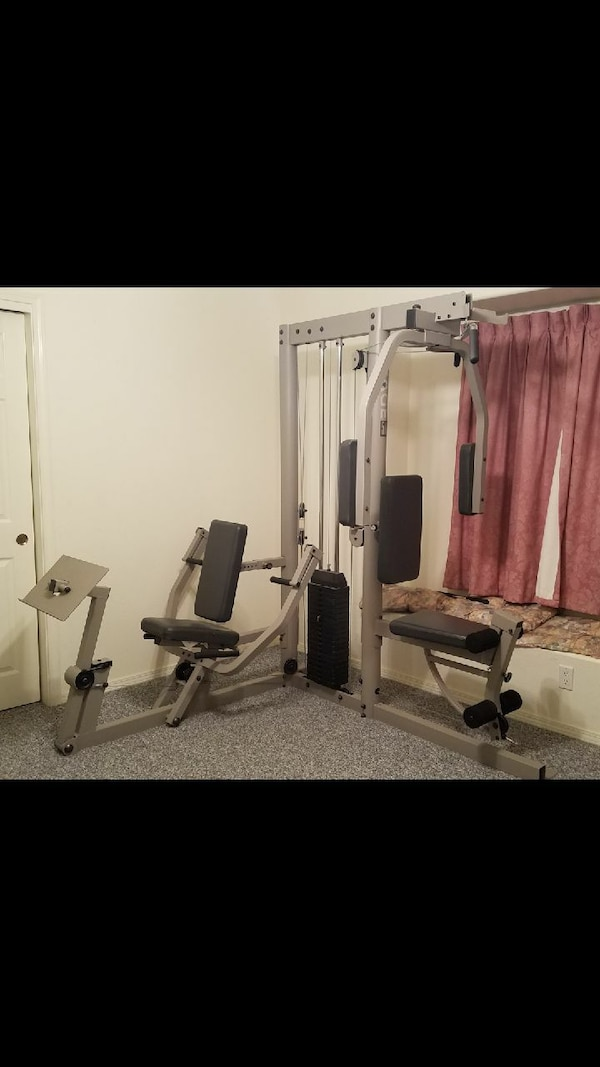 Used Image 50 Home Gym System For Sale In Española Letgo