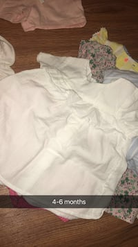 Baby girl clothes  540 km