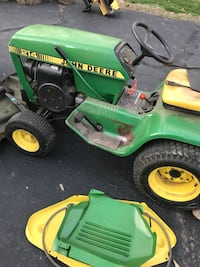 Looking to purchase running or non running lawn equipment  Mount Pleasant, 53403