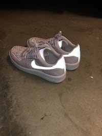 flyknit nike air force 1 size 9 Burnaby, V5A 4C1
