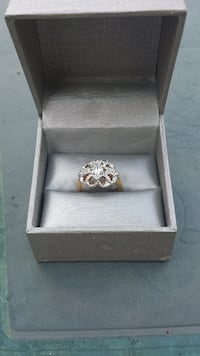 14 carat gold antique Ring  Gray, 37615