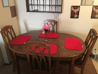 Dining Table Set Mt. Zion, 62549