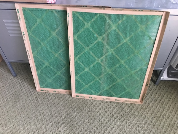 white and green wooden frame