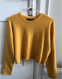 Forever 21 Yellow Long Sleeve  Mississauga
