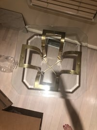 Glass table set (2) Glenview, 60026