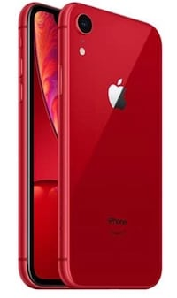 (RED) IPhone XR 128GB (UNLOCKED FULLY) Costa Mesa, 92627