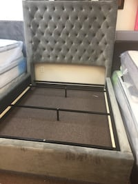 Queen bed frame $499