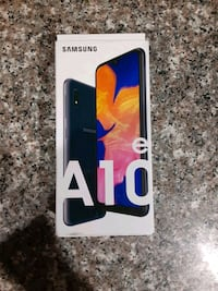 T mobile metro Samsung galaxy a10   unlocked new