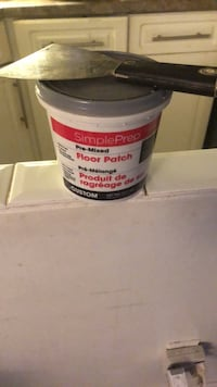 Simple prep floor patch new unopened with spade go with it Toronto, M5S 2J2