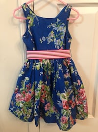 Ralph Lauren 3t floral dress  Woodbridge, 22191