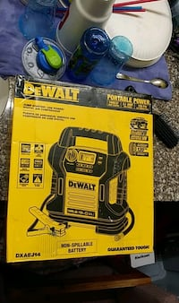 Dewalt  jump box (portable power)