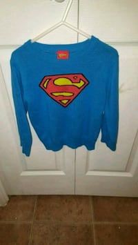 Superman sweater 2T - 3T The Woodlands