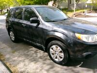 2009 Subaru Forester AWD 4 Doors only 108 k miles  Falls Church, 22042